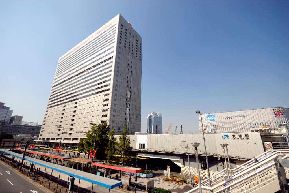 JR Osaka Station