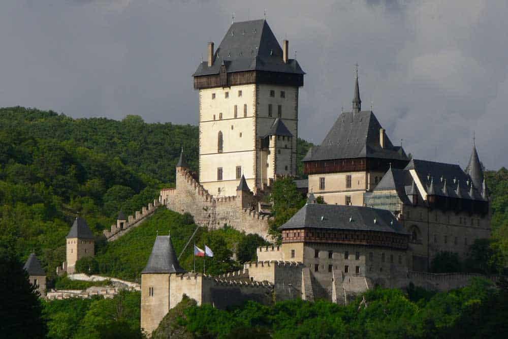 Karlstejn Castle width=