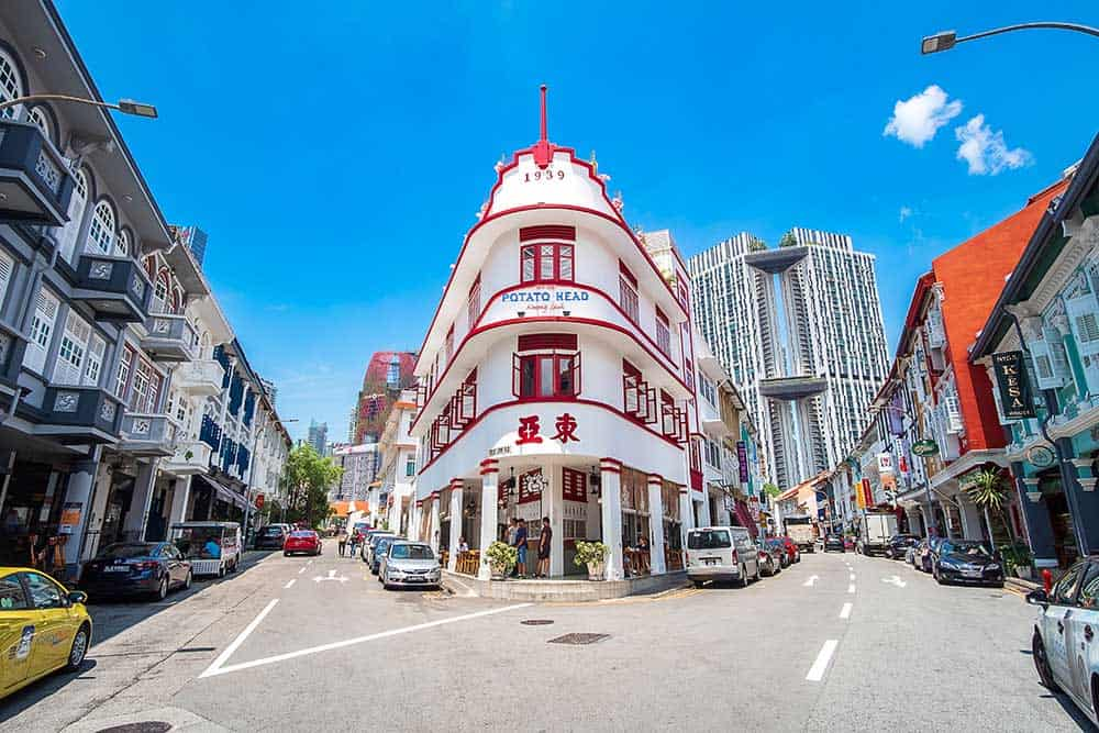Potato Head on Keong Saik Road