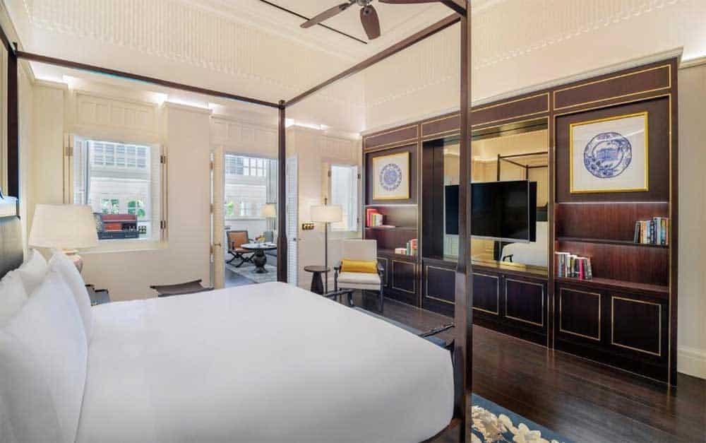 King Room @ Raffles Hotel
