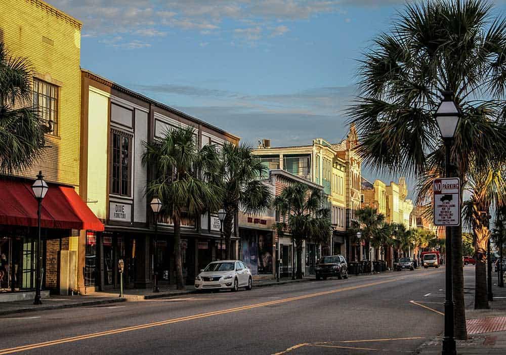 King Street Charleston