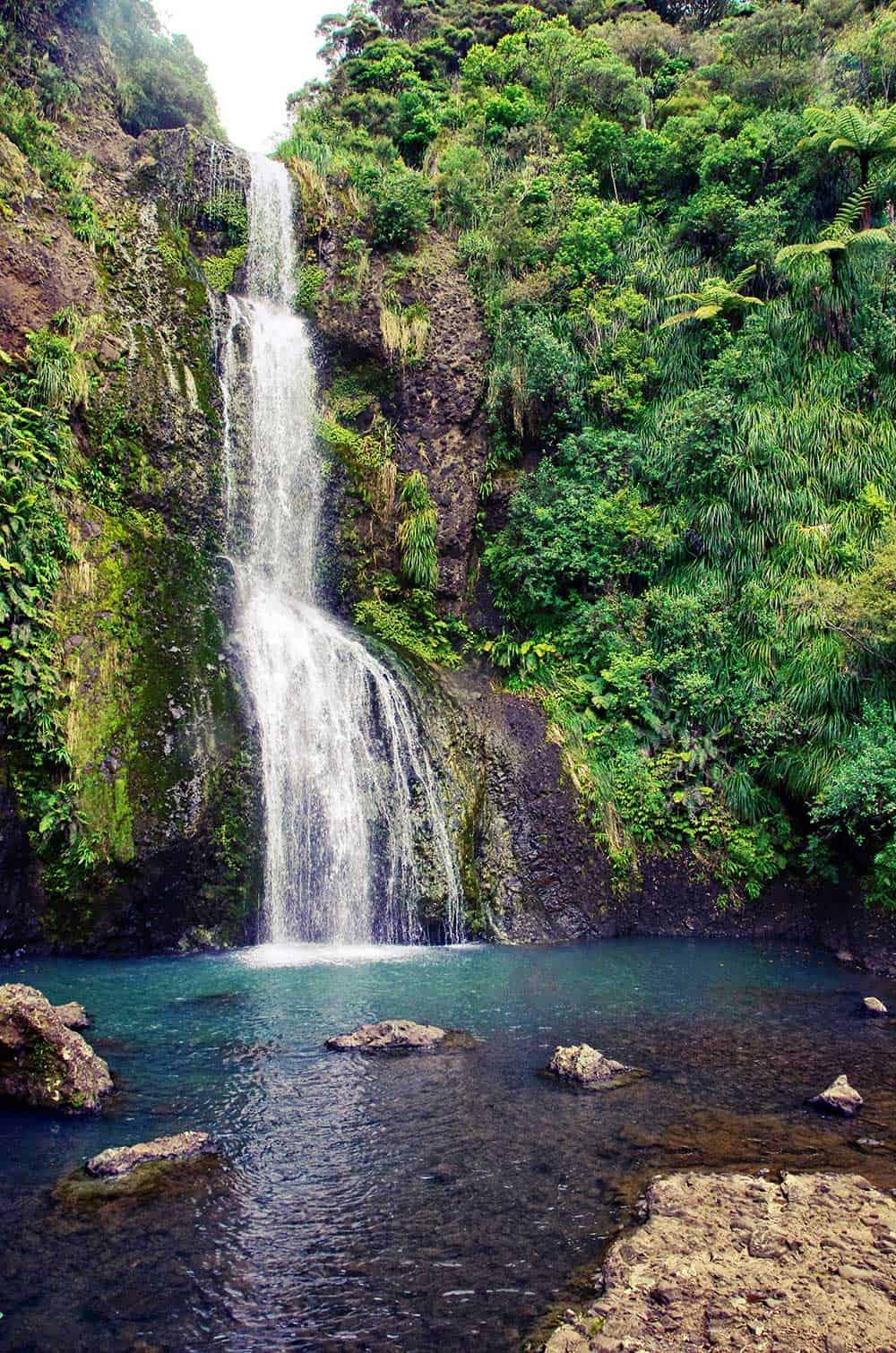 Kitekite Falls