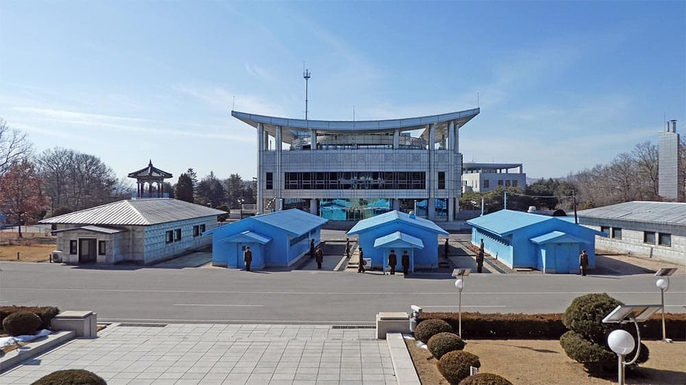 Korea Demilitarized Zone (DMZ)