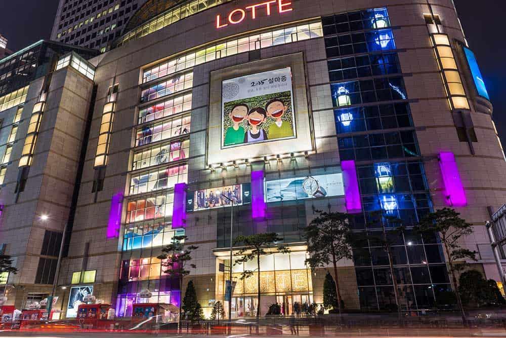 Lotte Department Store