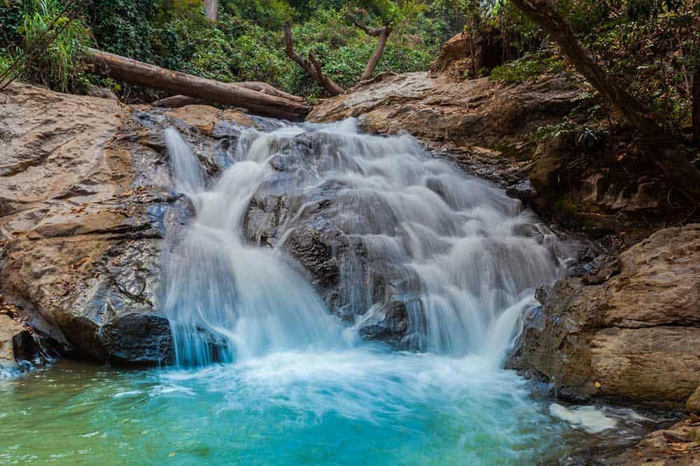 Mae Sa Waterfall Doi Suthep-Pui National Park
