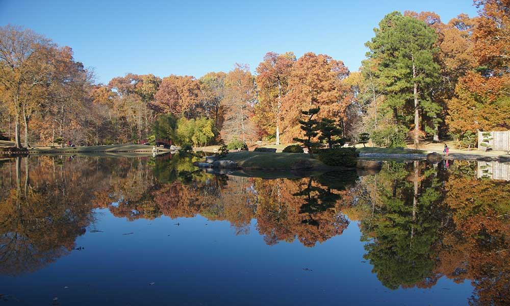 Botanic Garden in East Memphis