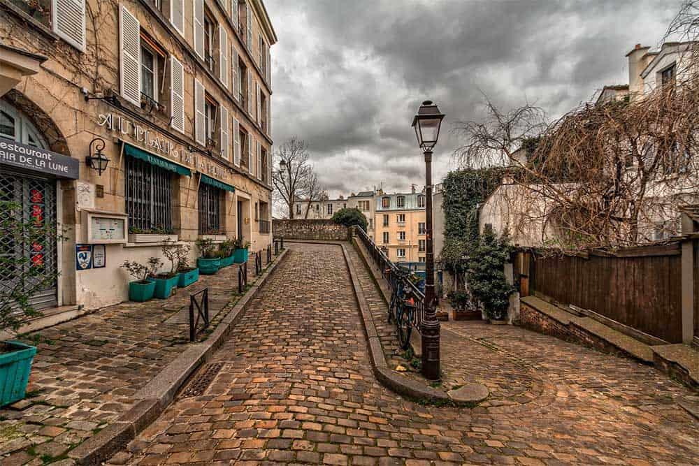 Montmarte Paris