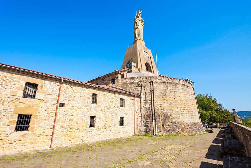 Mota Castle in San Sebastian