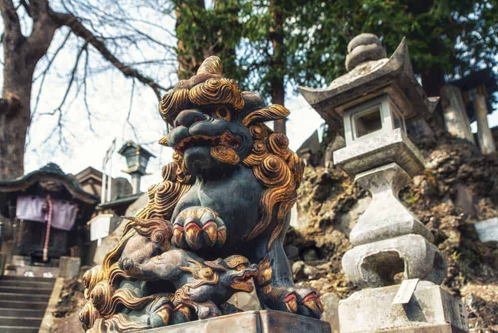 Narita-san Shinto-ji Temple