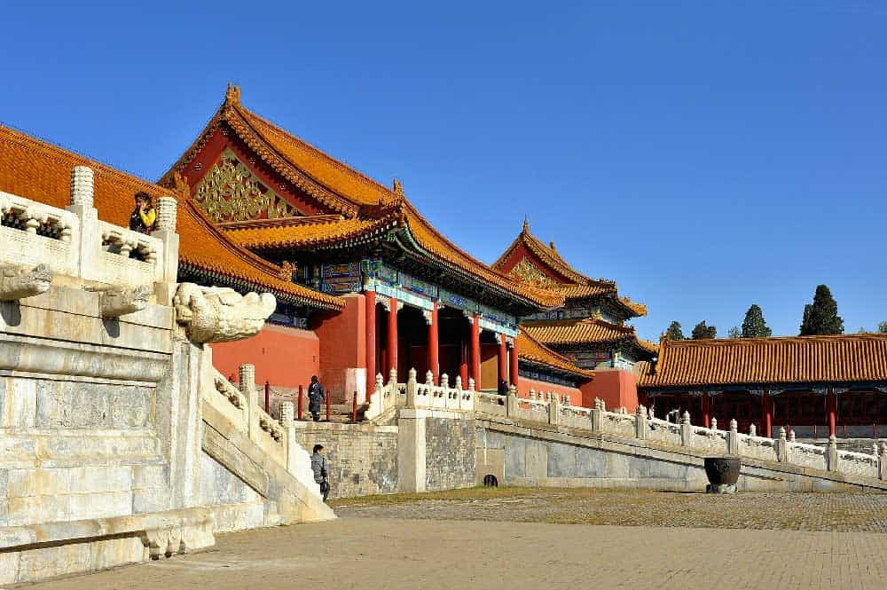 National Palace Museum in Beijing