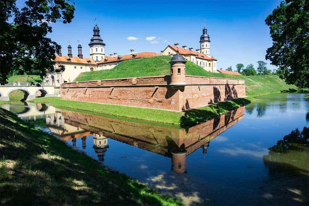 Nezvizh Castle