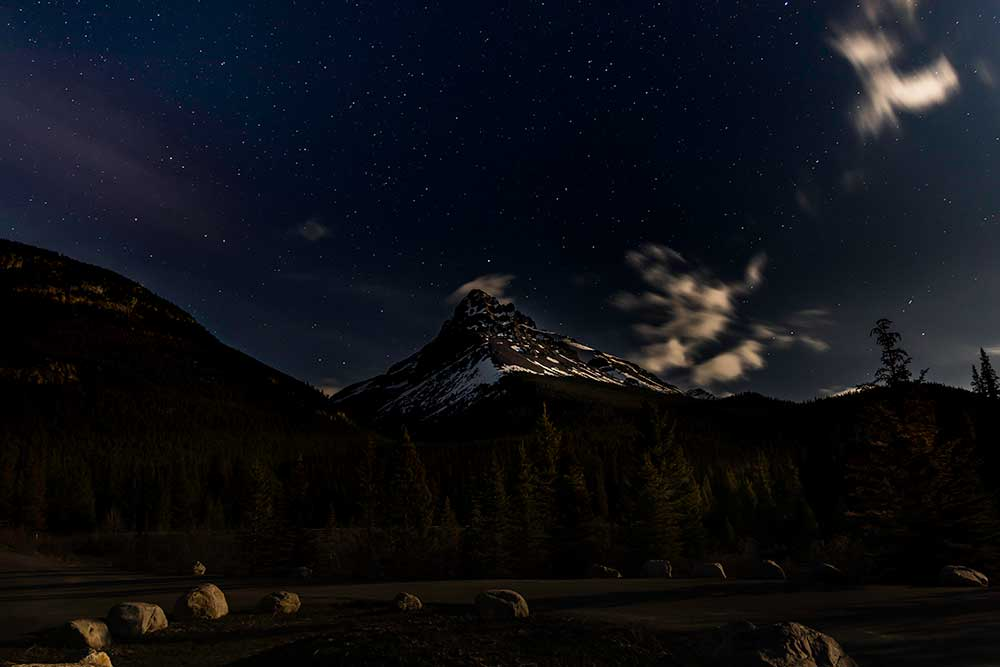 Stars in Dark Sky Preserve