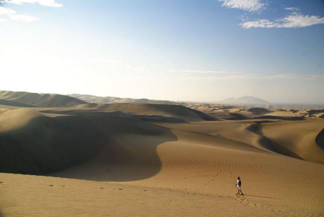 Nomadic Samuel - Desert Dunes
