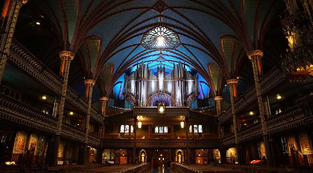 Notre-Dame Basilica Cathedral