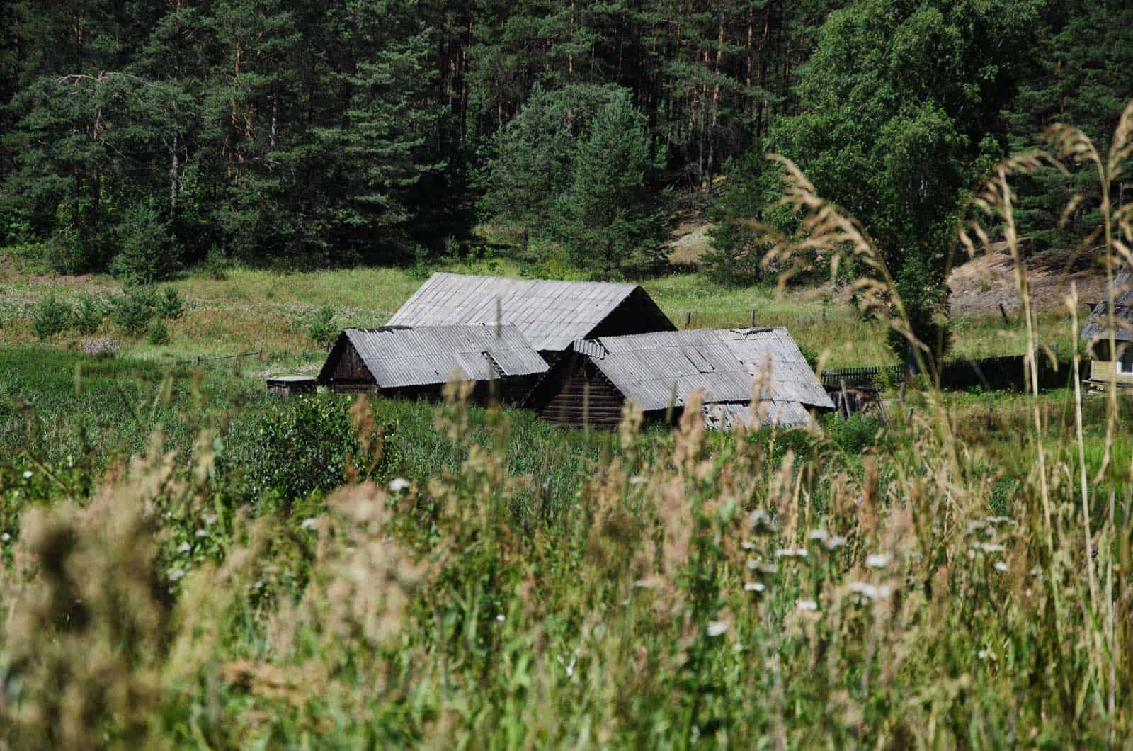 Off the Grid in Zervynos, Lithuania
