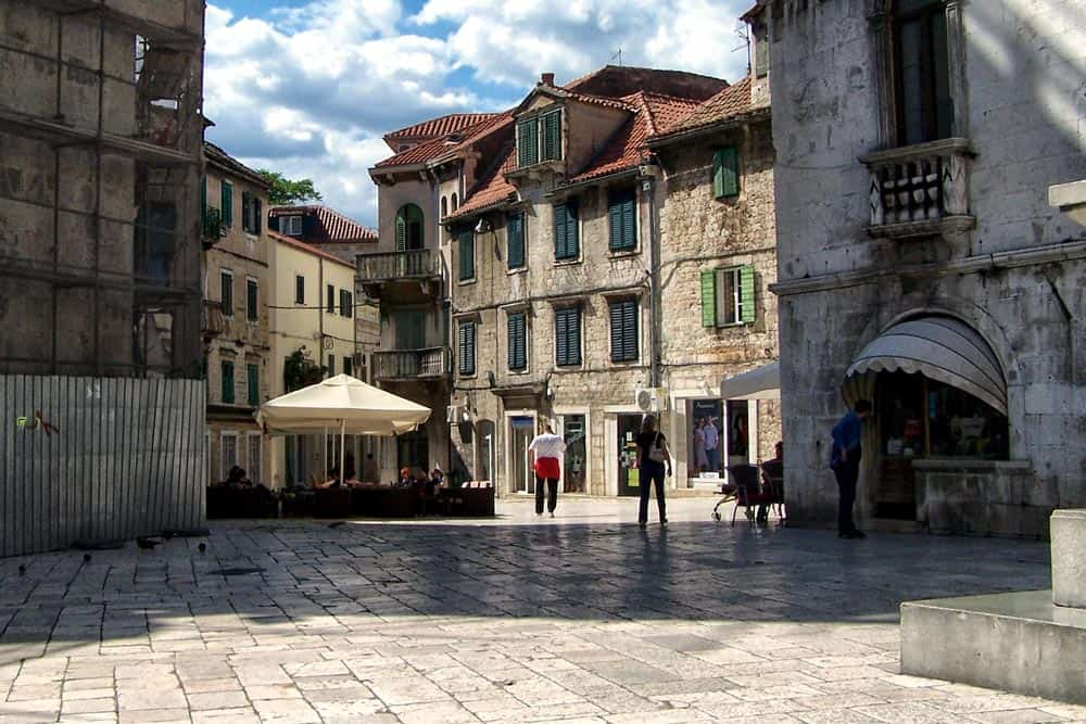 Old Town Split, Croatia