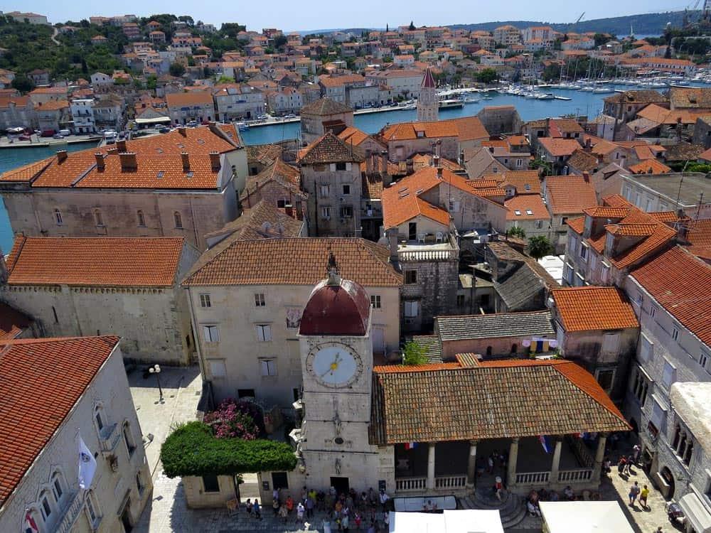 Old Town Trogir, Croatia