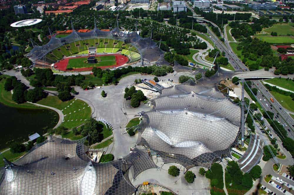 Olympiapark in Munich