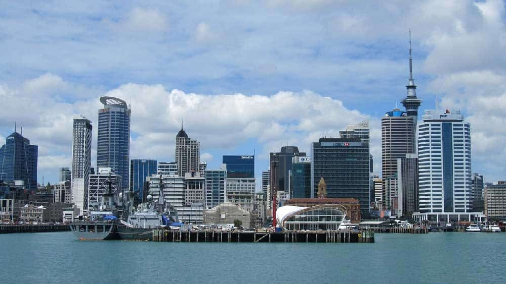 One Day in Auckland
