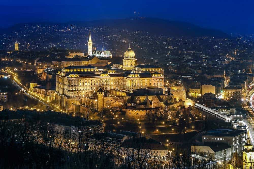 One Day in Budapest Itinerary