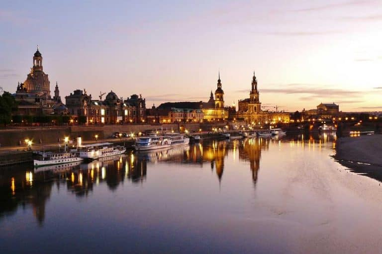 One Day in Dresden