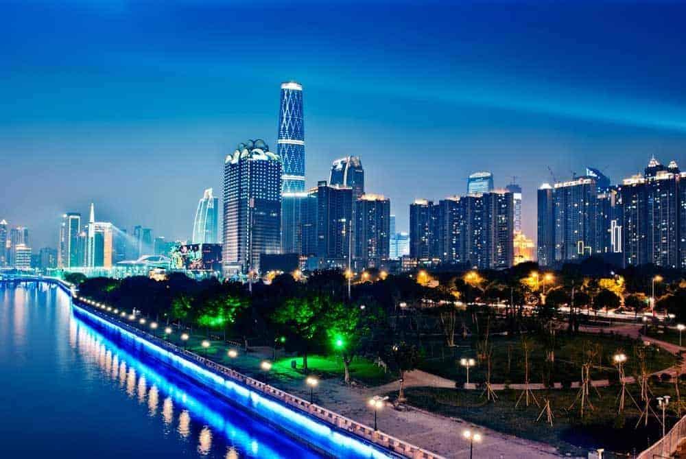 One Day in Guangzhou
