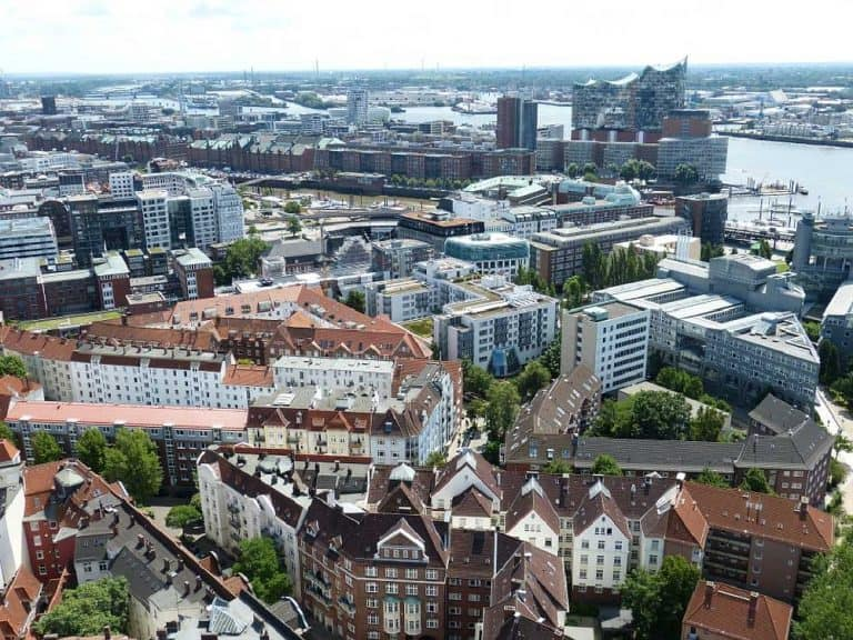One Day in Hamburg Itinerary