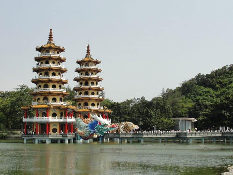 One Day in Kaohsiung