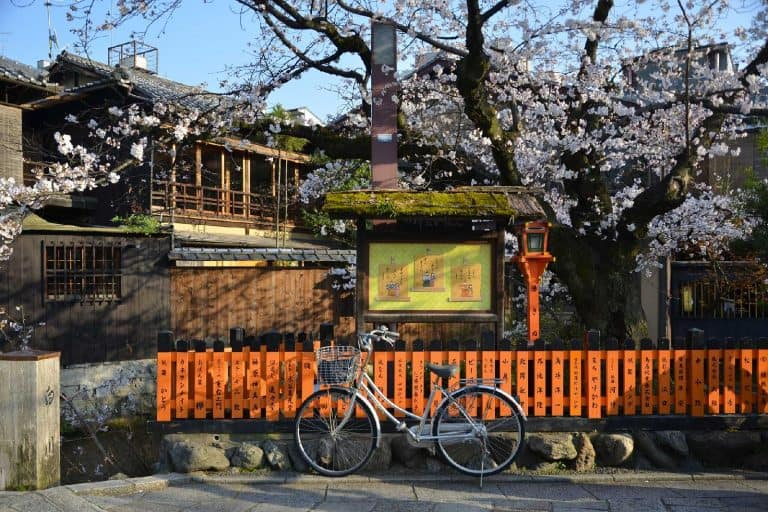 One Day in Kyoto Itinerary