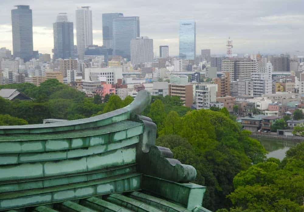 One Day in Nagoya