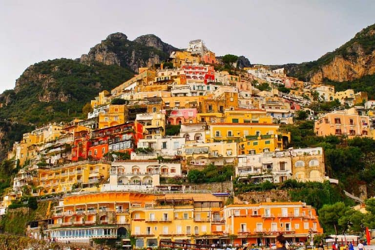 One Day in Positano