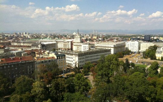 One Day in Sofia