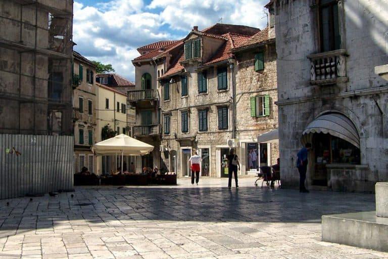 One Day in Split Itinerary