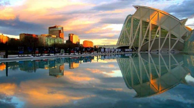 One Day in Valencia