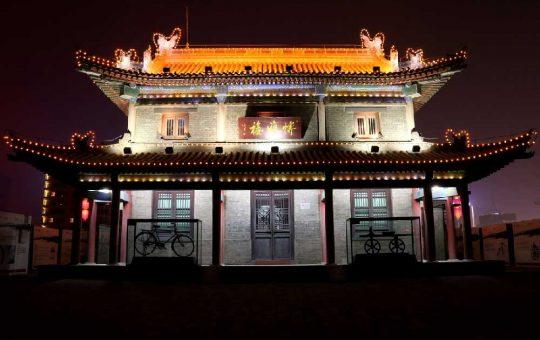 One Day in Xian