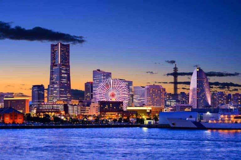 One Day in Yokohama