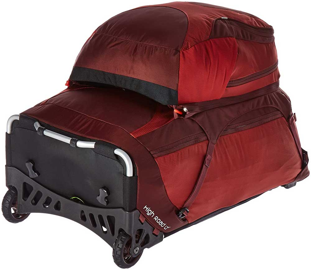 Osprey Ozone Convertible 50L - Bottom