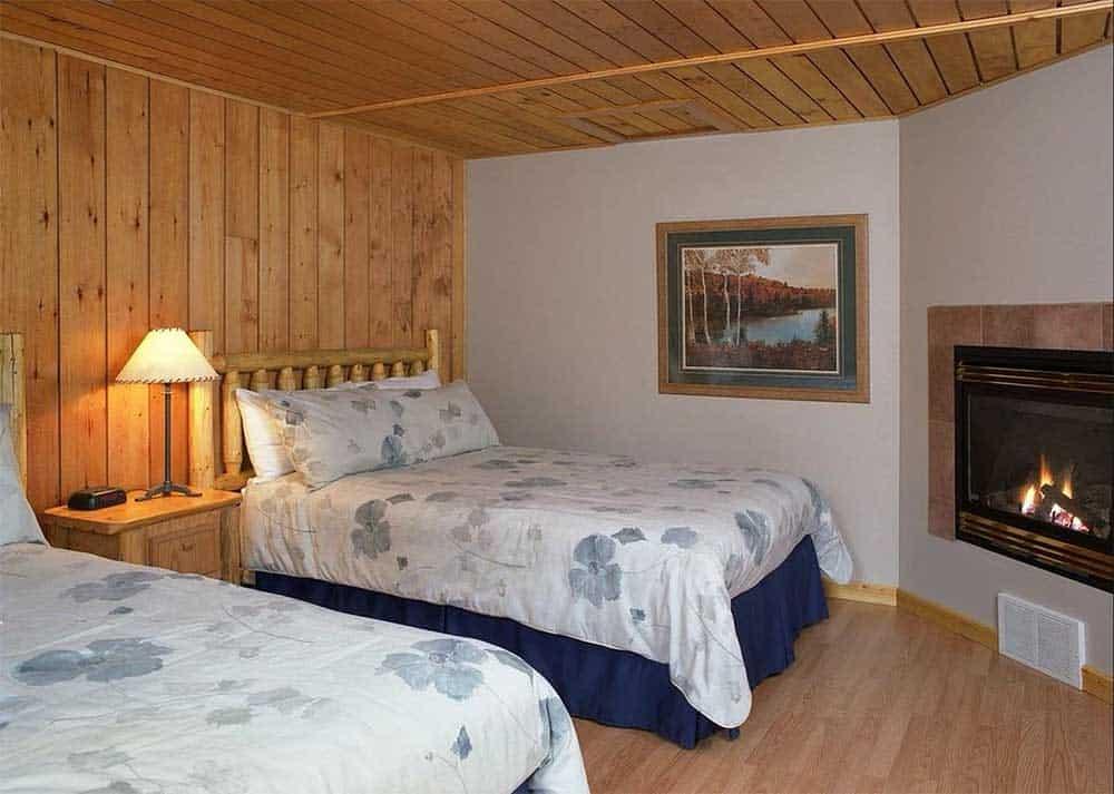Overland Mountain Lodge