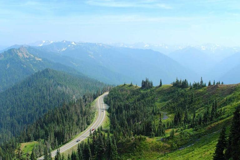 Pacific Northwest Road Trip Itinerary