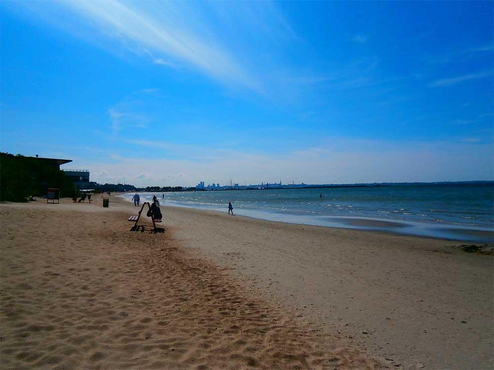 Pirita Beach