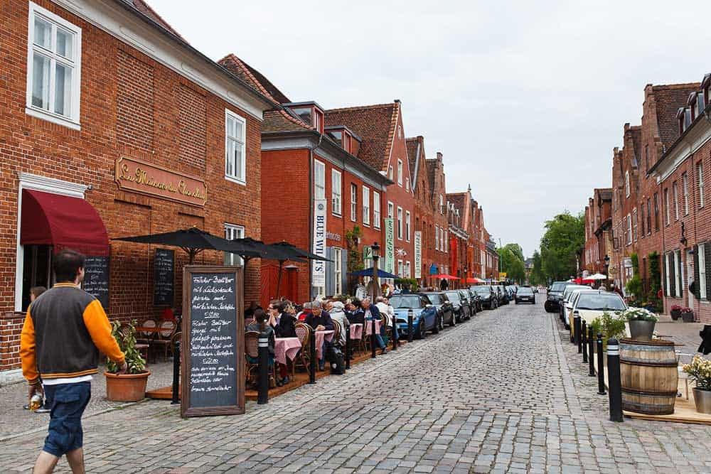 Potsdam Dutch Quarter