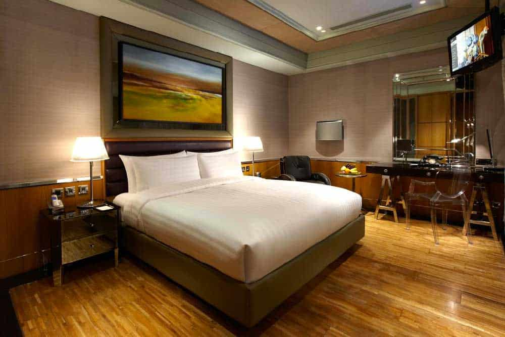 Premier King Room @ Hotel Eclat Taipei in Taipei, Taiwan