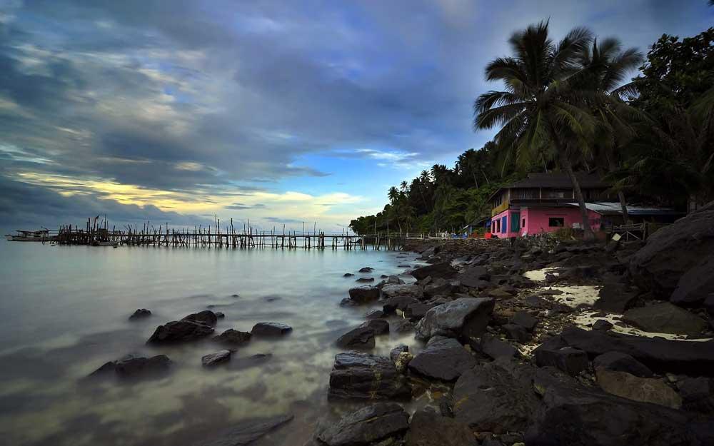 Pulau Sibu, Malaysia