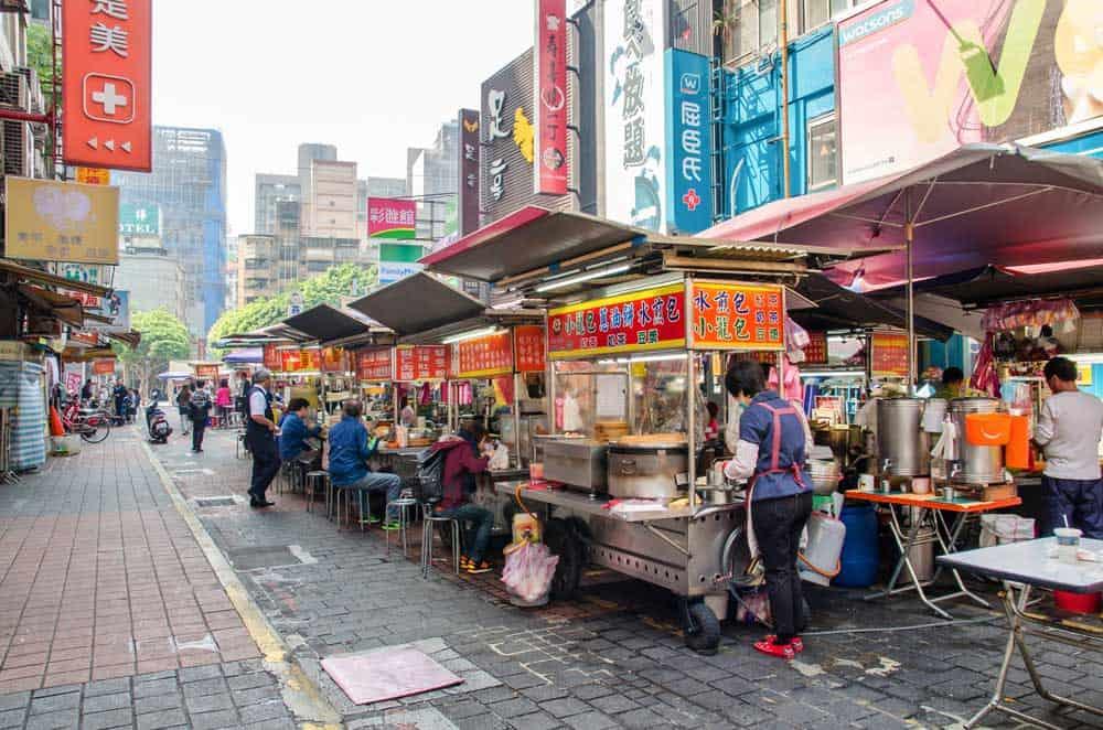 Đài Bắc, Đài Loan Qing-guang-market-zhongshan-taipei