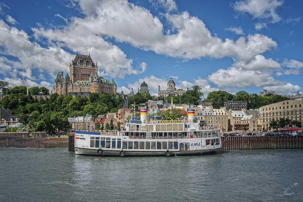 Quebec City-Levis Ferry