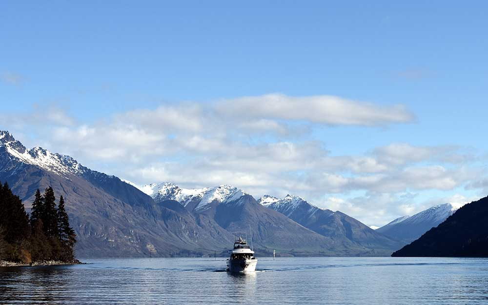 Queenstown Scenic Cruise
