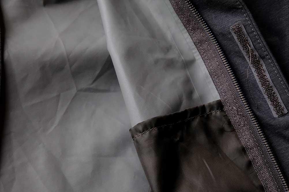 Rain Jacket Lining