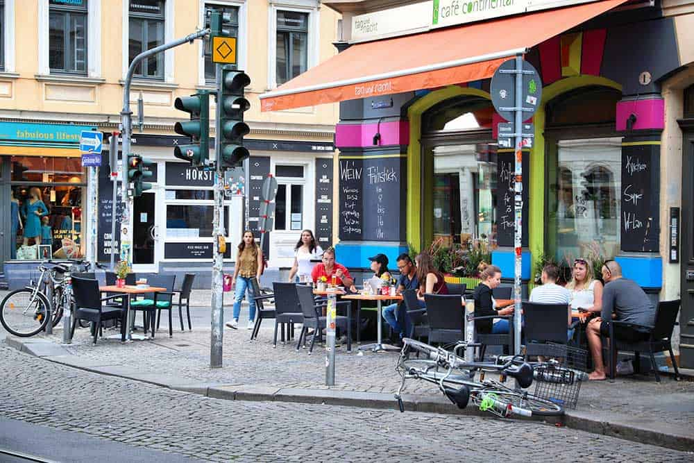 Restaurants in Neustadt Dresden