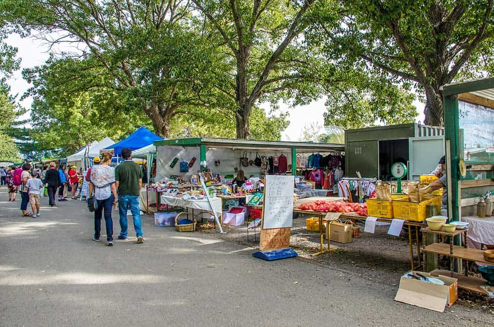Riccarton Sunday Market