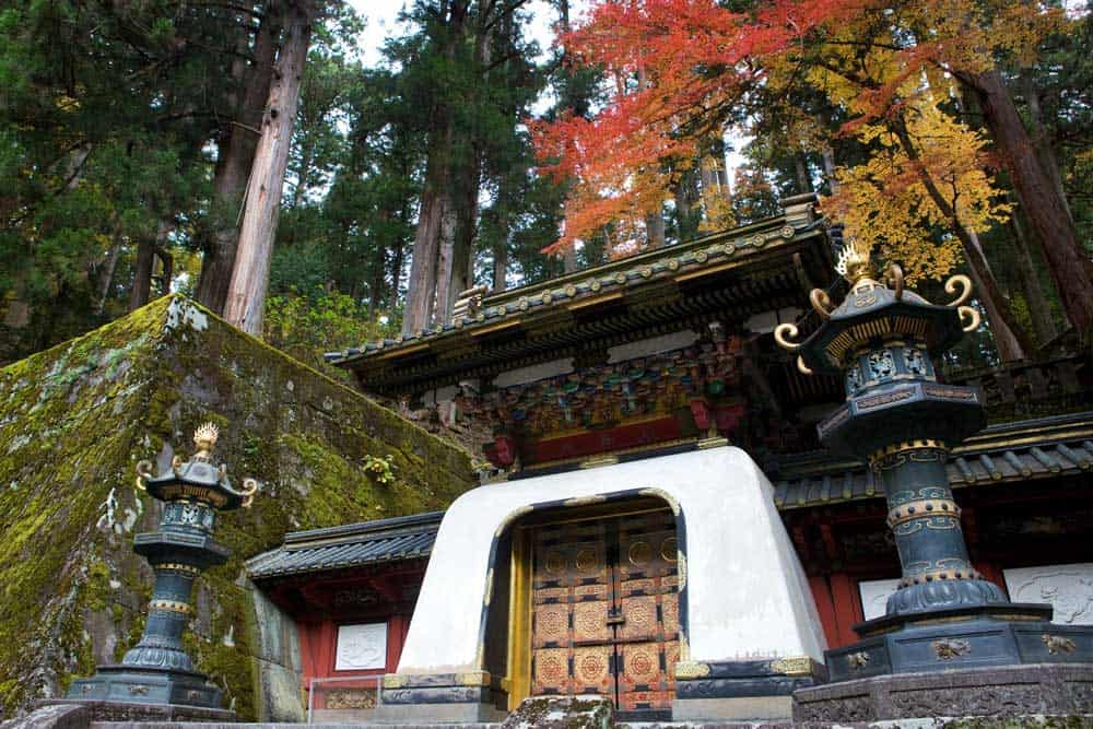 Rinno-ji Temple in Nikko